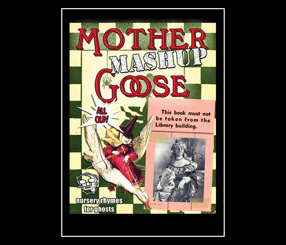 Mother Goose MashUp Card