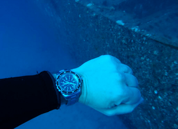 diving watch