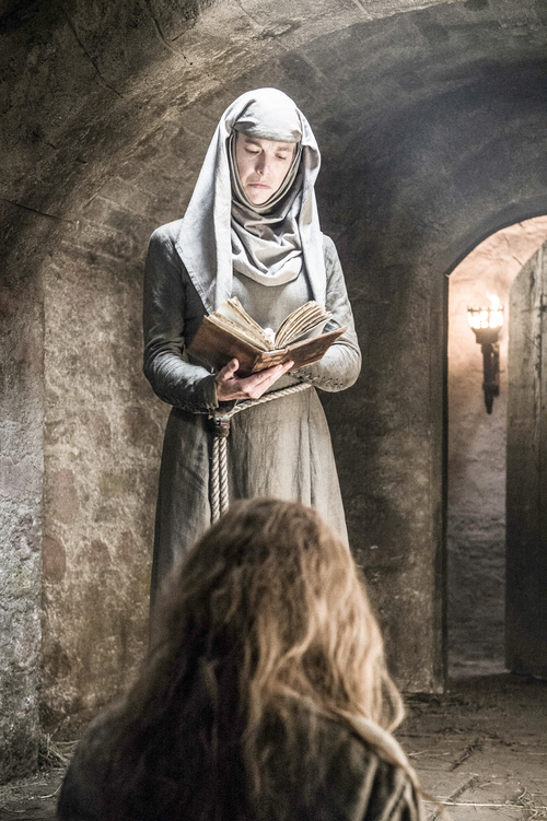 Margaery Tyrell Still Locked up Season 6