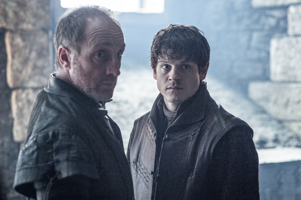 Roose Bolton and  Ramsay Bolton Seson 6