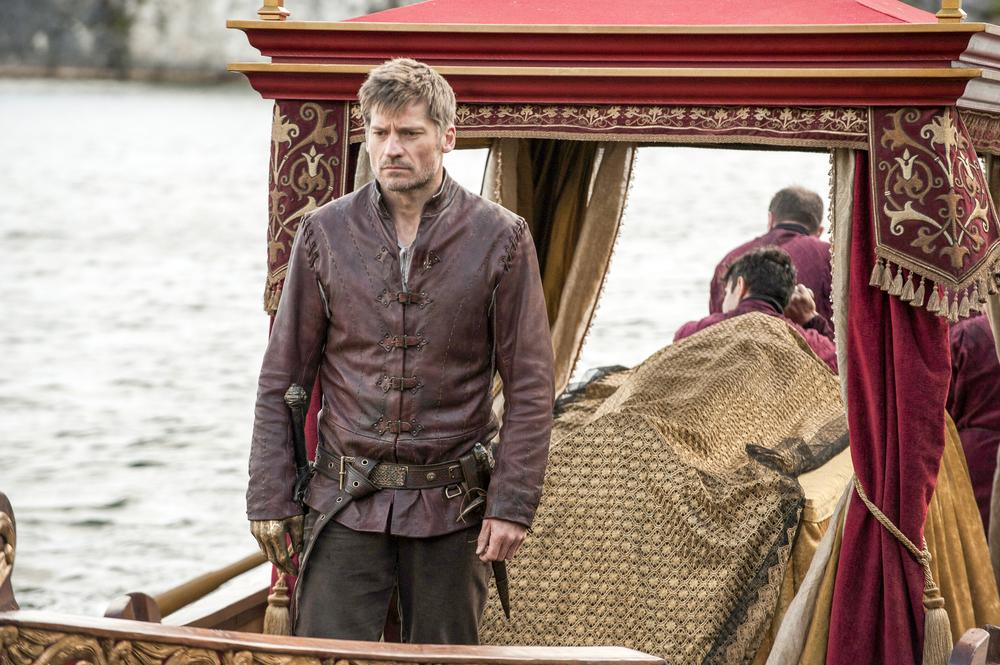 Jaime Lannister come back with Myrcella dead Season 6