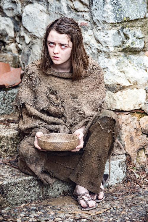 Arya Stark blind Season 6