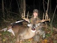 Ohio Crossbow Buck, Ohio | Hunting
