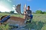 World Record Fallow Buck