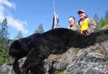 catch a dream bear hunt