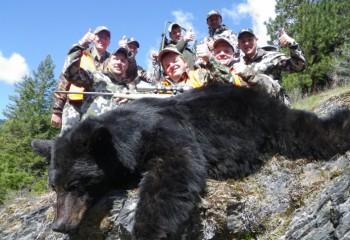 black bear best hunt