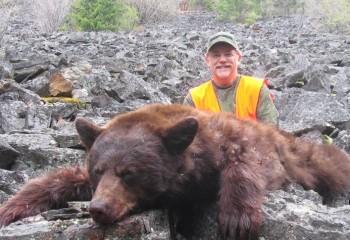 Bear Hunt montana 2010