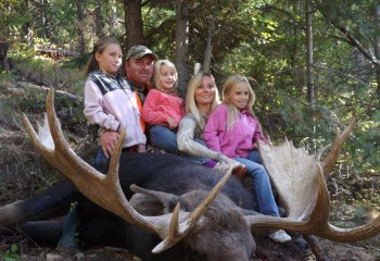 Codys Moose 097 - Family photo