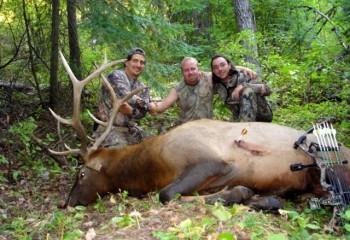 Archery Elk Hunts Montana (12)