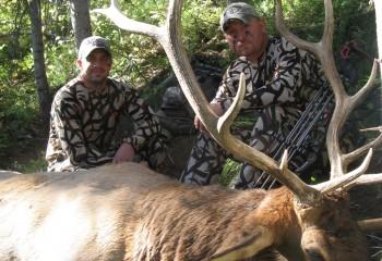 Archery Elk Hunts Montana (14)