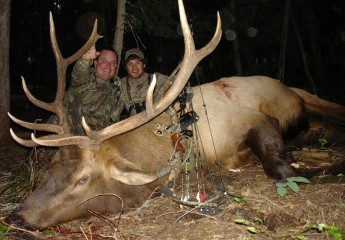 Elk hunts with Cody Carr 2008 (7)