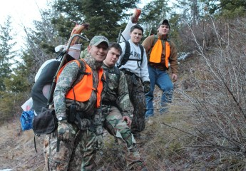 Hunting camp 2013
