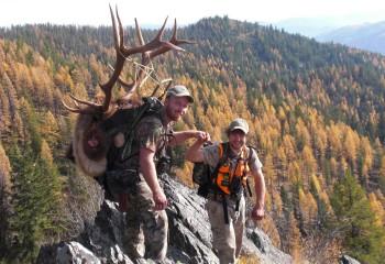 Hunting camp Portfolio set (2)