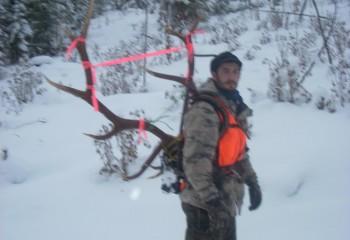 Montana hunting camps photos (2)