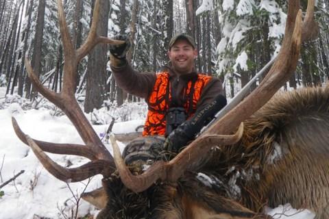 Elk Hunting trips 2012