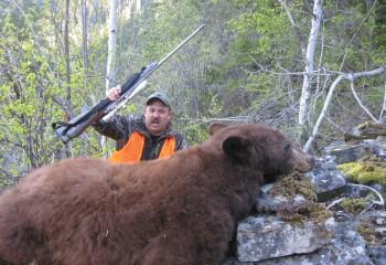 black bear hunt 2009