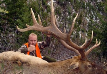 cody bull elk hunt 2008 (4)