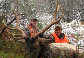 elk hunting trips with Cody Carr 2007(8)