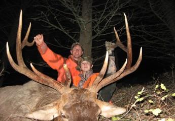 elk hunts montana 2010 (6)