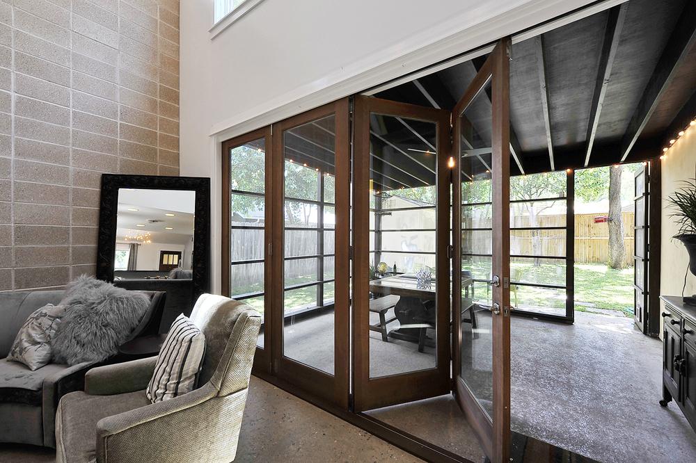 Erik Ullands Sunroom Design Featured On Houzzcom H Uo