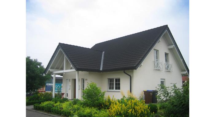 Bau Mein Haus At | Detail - Bauwelt Koch