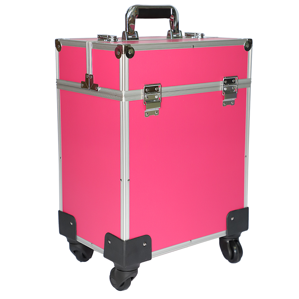 A Frame Trolley Details About Professional Makeup Case Trolley Tattoo Nail Tools Organizer For Salon W Key