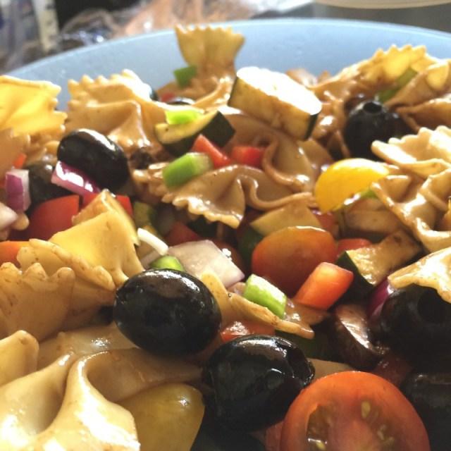 Super Simple Pasta Salad Recipes |TheBachelorBasics.com