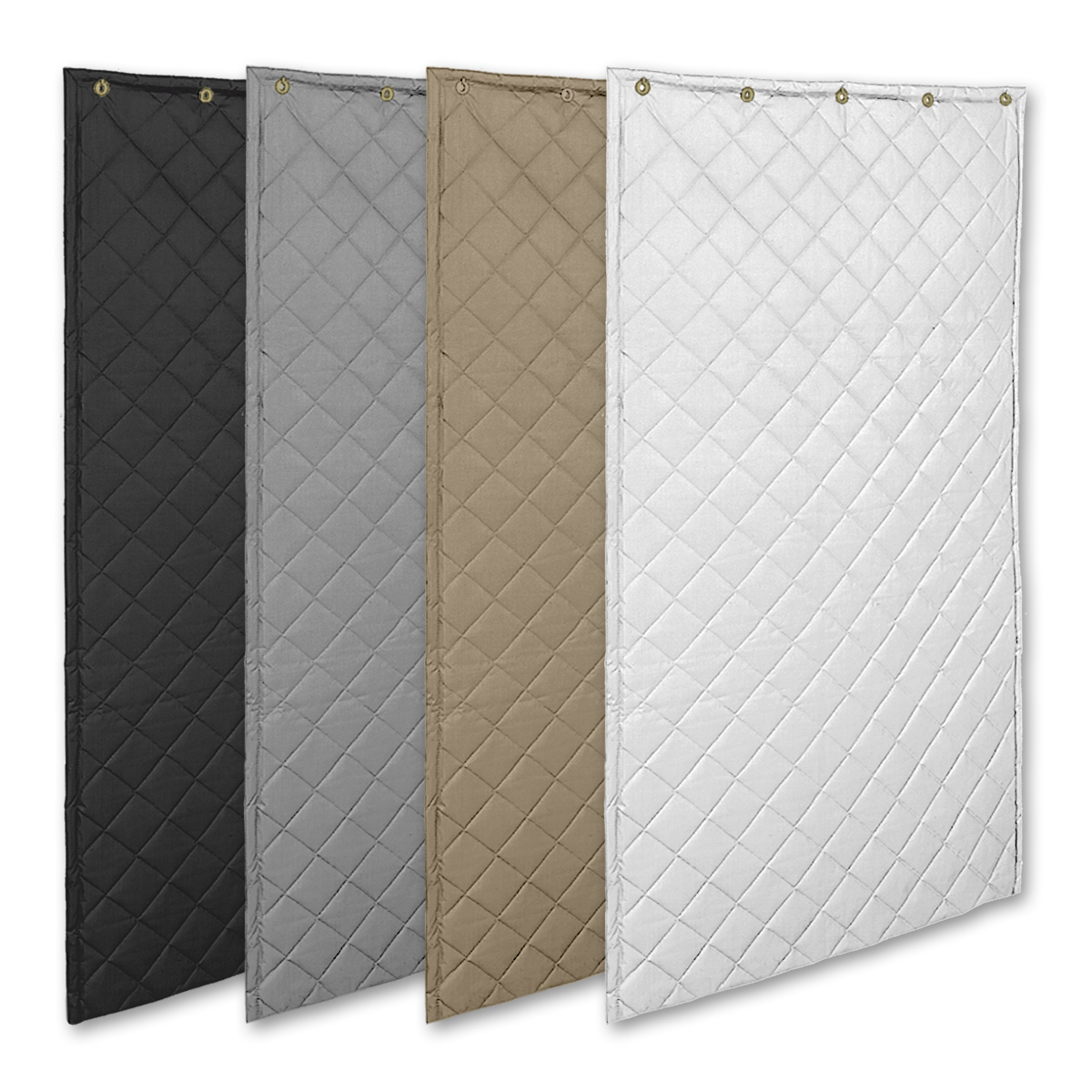 Acoustic Curtain Wall Combination Acoustic Blankets Panels Barriers Curtains Hush