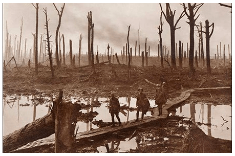 Poetry Foundation's WW1 Collection