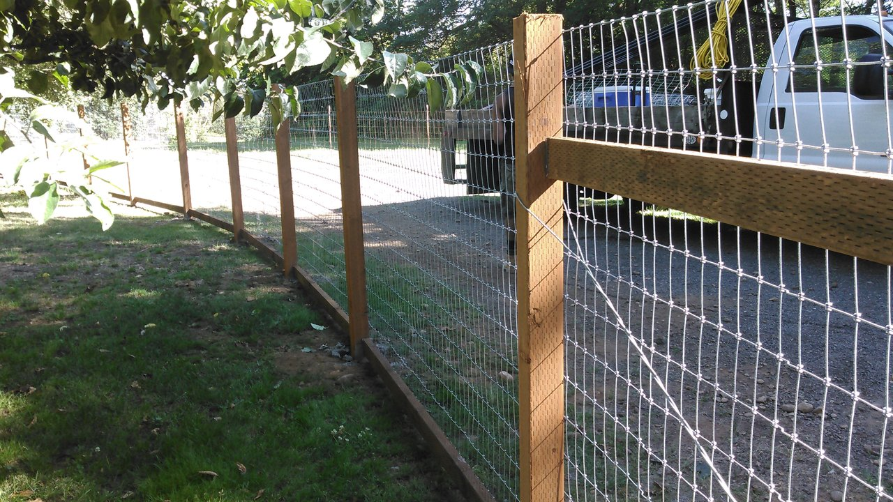 Wire Fencing Wire Fences