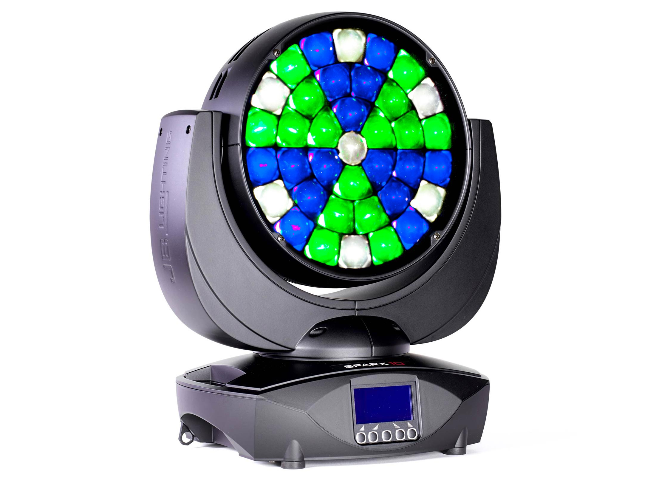 Jb Lighting Wireless Jb Lighting Sparx 10 Led Moving Head Wash Online At Low Prices At