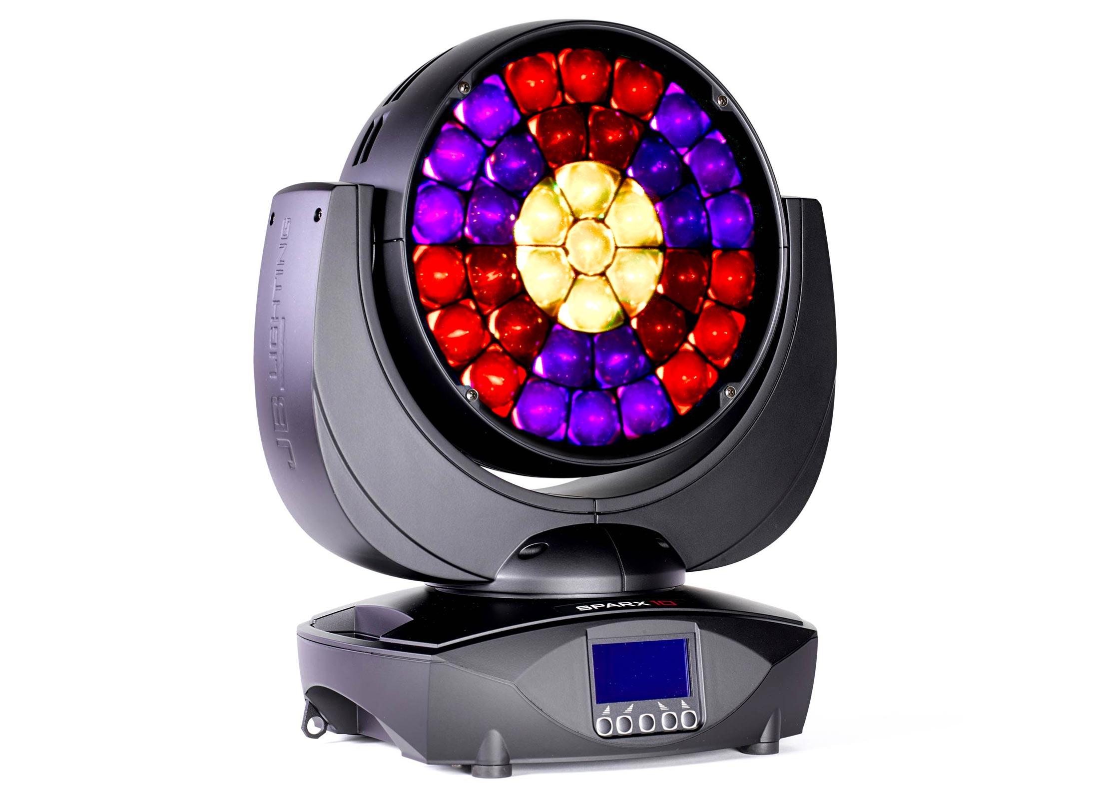 Jb Lighting Sparx 10 Led Moving Head Wash Günstig Online