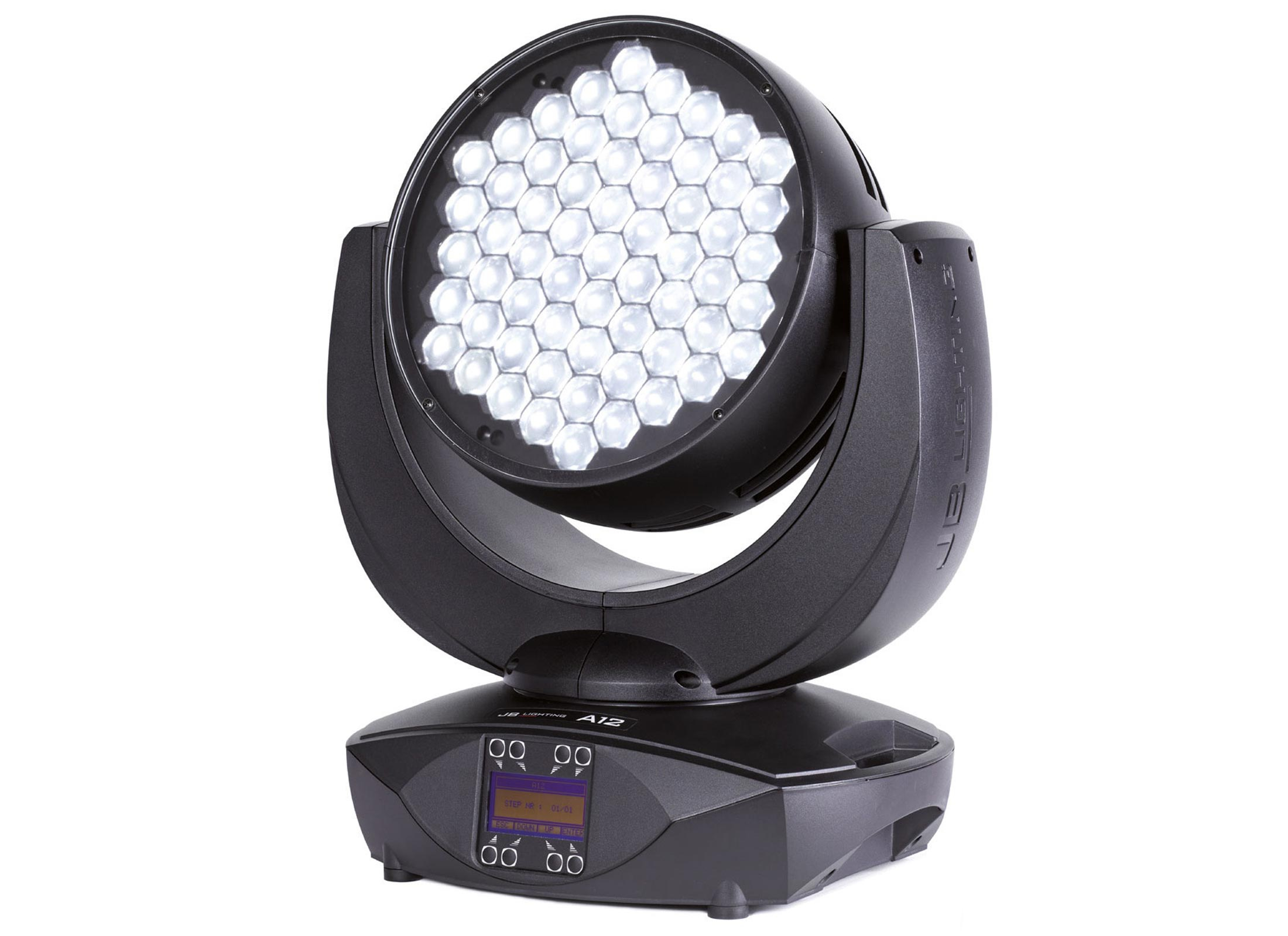 Jb Lighting Moving Head Jb Lighting A12 Led Moving Head Wash Online At Low Prices At Huss