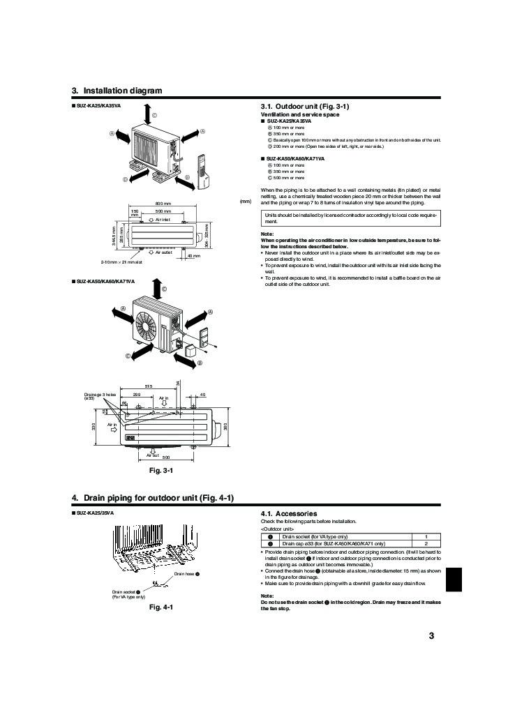 mitsubishi split system