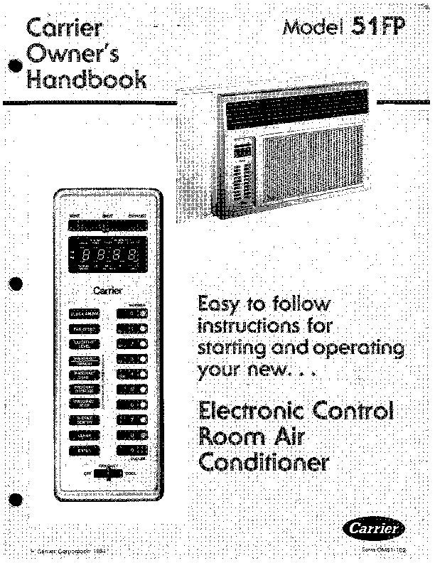 Schaltplang of carrier air conditioner