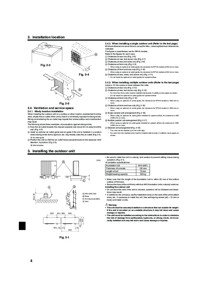 mitsubishi mr slim manual