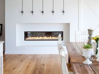 Double Sided Electric Fireplace; Should You Consider Using It?
