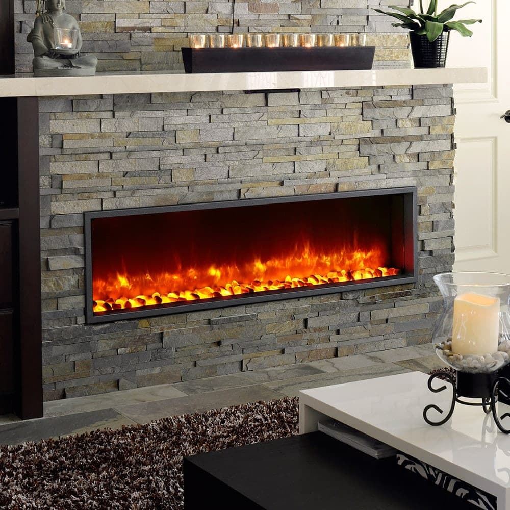 Gas Vs Electric Fireplace Pros And Cons Buyers Guide The Best Electric Fireplace Inserts Hvac Training 101