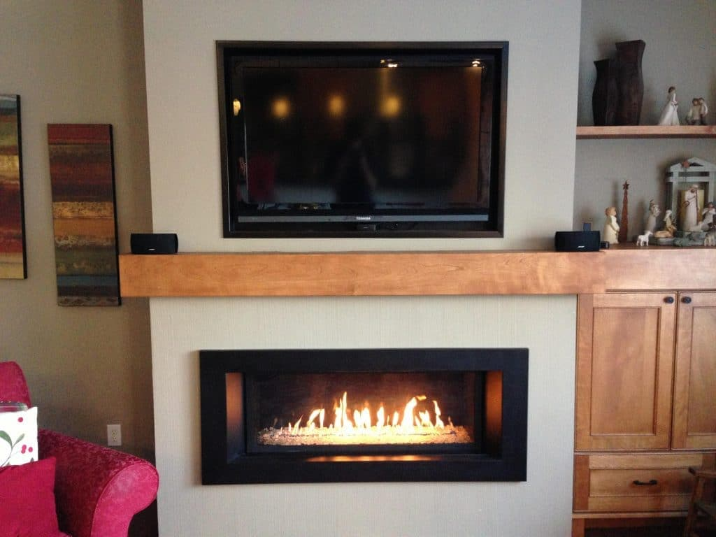 How Much Do Gas Fireplace Logs Cost The Best Wood Burning Fireplace Insert 2019 Guide Hvac Training 101