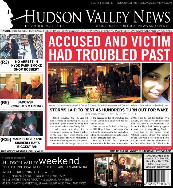 Robert Loucks – Hudson Valley News