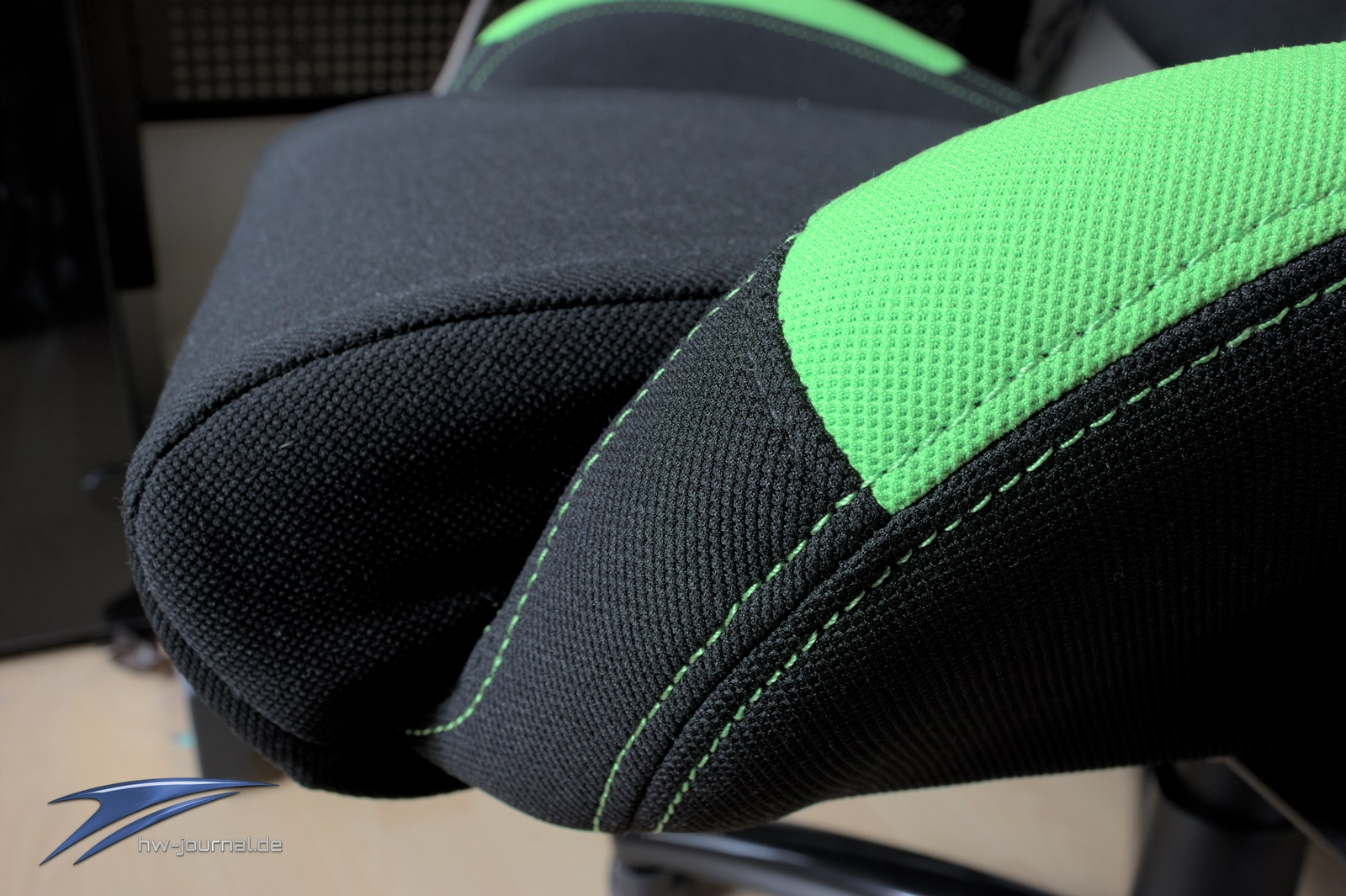Gaming Sessel Test Test: Akracing Gaming Chair Schwarz/grün - Hardware-journal