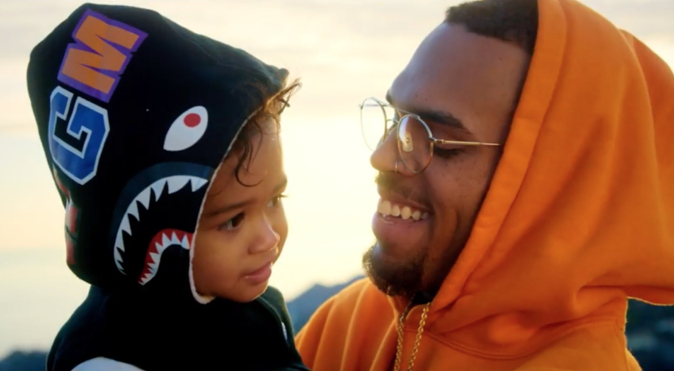 Girl Frnd Wallpaper Chris Brown Little More Royalty Video