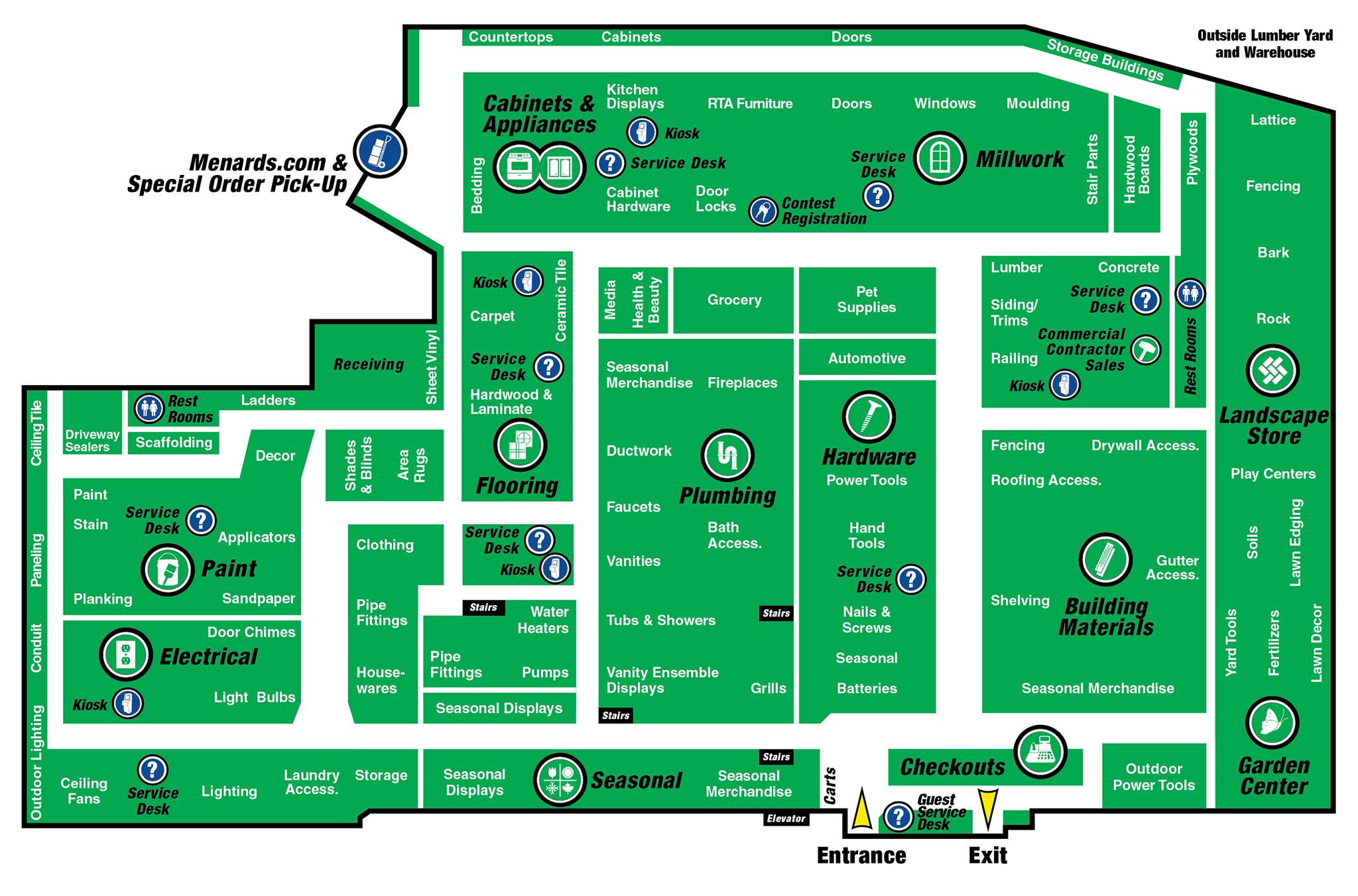 Shop All Departments At Menards