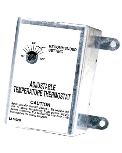 Replacement Power Vent Attic Thermostat at Menards®