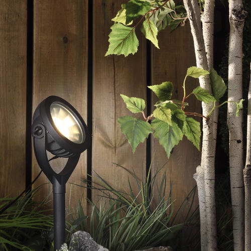 Low Voltage Led Landscape Lighting Menards Patriot Lighting® Low Voltage Led Flood Landscape Light At