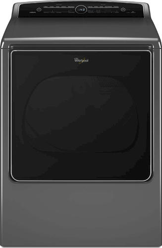 Whirlpool 8 8 Cu Ft Gas Steam Dryer At Menards - Whirlpool Steam Dryer