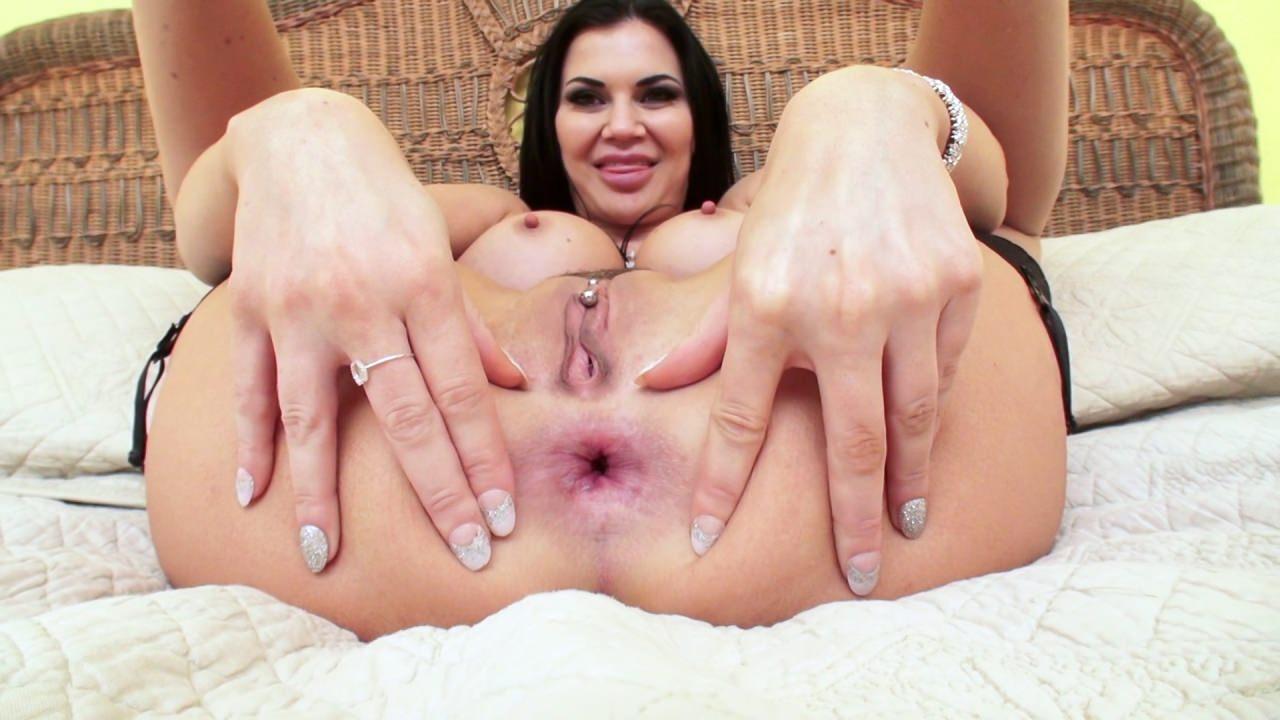 Big Tit Anal MILFs - Scene 6