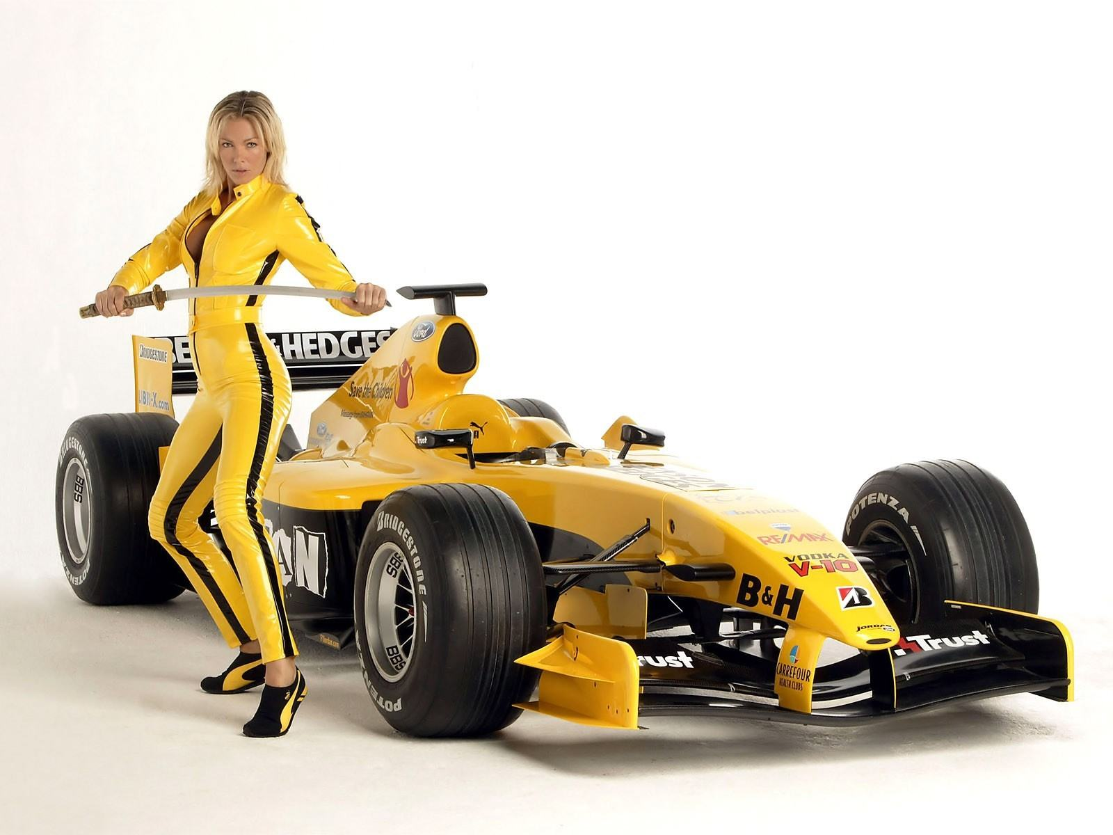 3d Kickboxing Wallpaper Download Wallpaper Yellow Automobile Formula 1