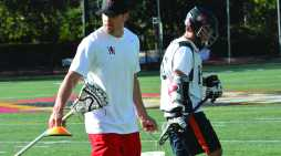 New coach, new season: Boys' Lacrosse Team adjusts to new changes