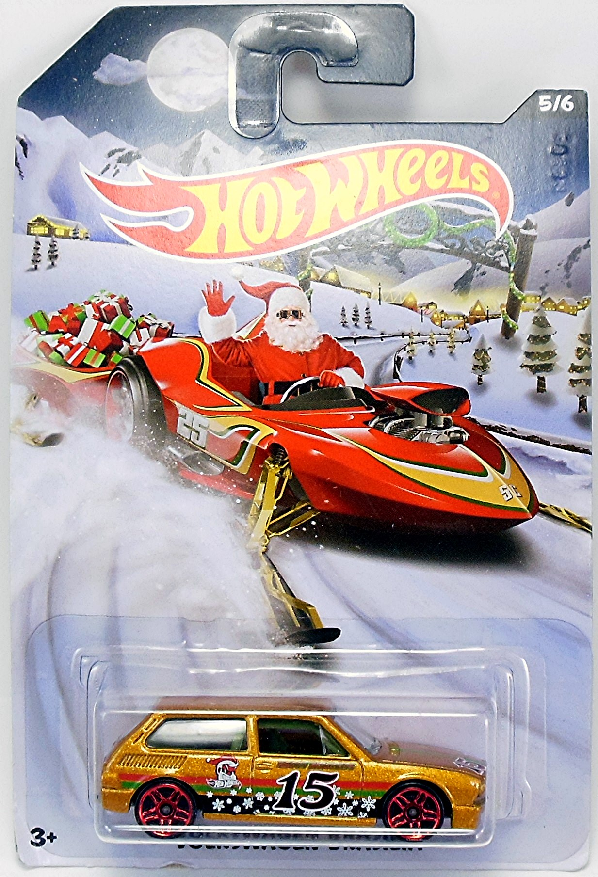 Toy Island Toys 2015 Holiday Hot Rods Hot Wheels Newsletter